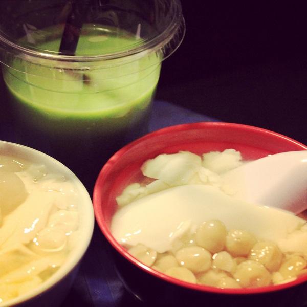 Đi thưởng thức tào phớ và trà sữa Thái phố Hàng Than 6