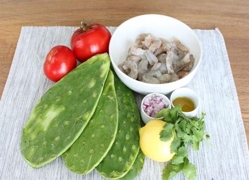 Xương rồng - Món ngon đặc sản Quảng Nam