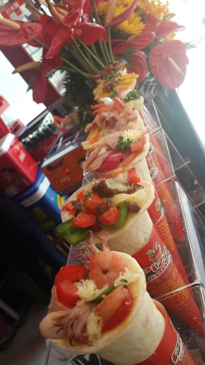 Đến Pizza Cones thưởng thức pizza 29. 000 đồng 4