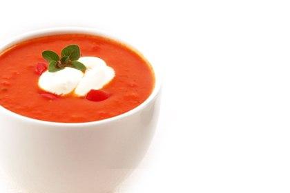 Súp cà chua