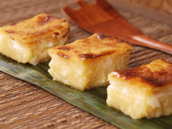 Bánh sắn Cassava