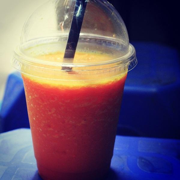 Đi thưởng thức tào phớ và trà sữa Thái phố Hàng Than 10