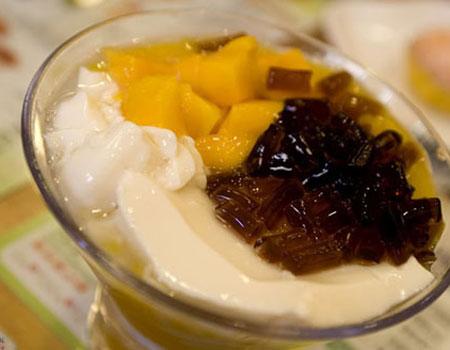 Đi thưởng thức tào phớ và trà sữa Thái phố Hàng Than 8