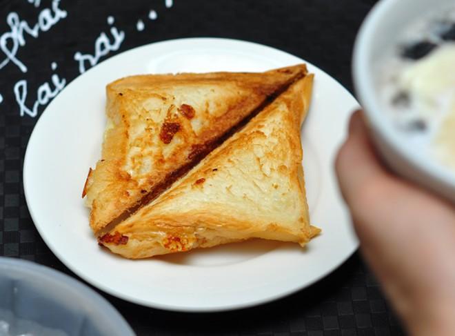 Bánh kẹp pho mai