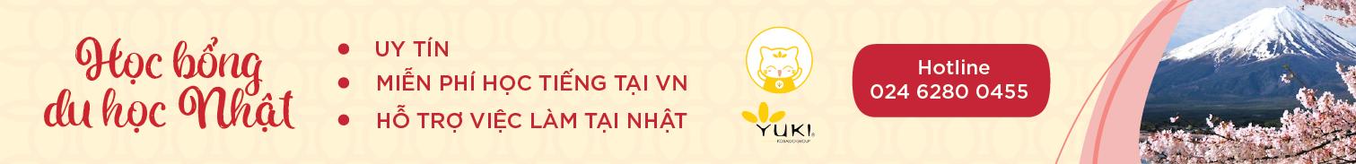 YukiCenter-du học Nhật Bản tại Hà Nội