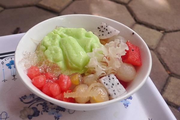 Đến Tô Hiến Thành ăn Panna Cotta và chè pudding 4