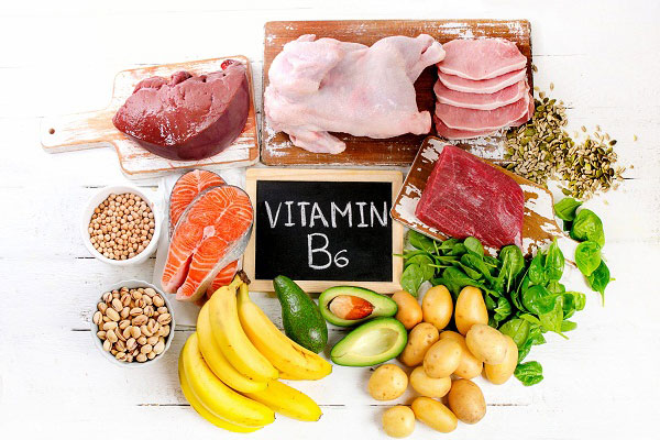 An thuc pham giau vitamin B6 tot cho nguoi bi benh hoa mat, chong mat