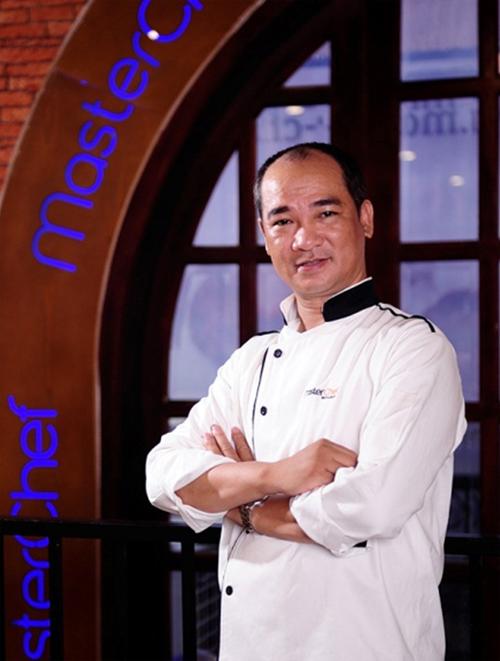 Vua đầu bếp Tuấn Hải