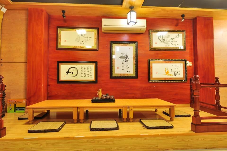 Nhà hàng chay Ấn Tâm