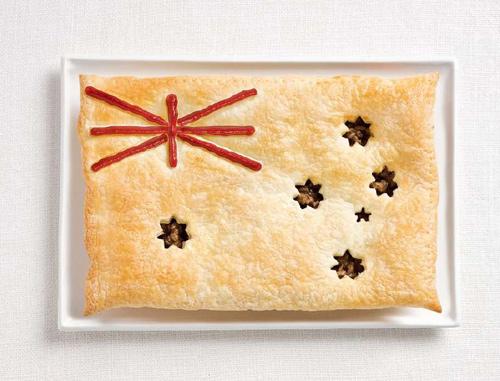 Cờ Úc
