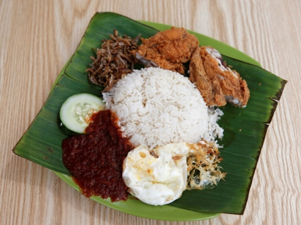 Nasi lemak - amthuc365