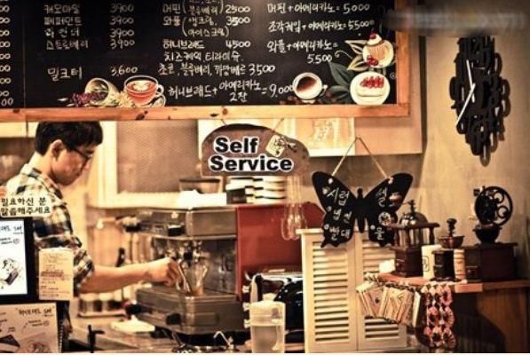 Tản mạn về văn hóa cà phê Hàn Quốc 3