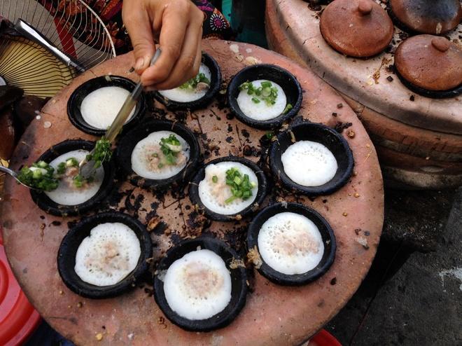 Bánh căn - món ăn phải thử ở Ninh Thuận 1