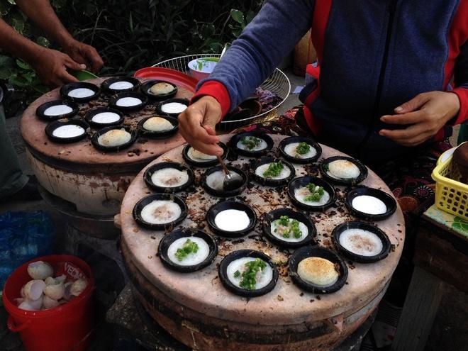 Bánh căn - món ăn phải thử ở Ninh Thuận
