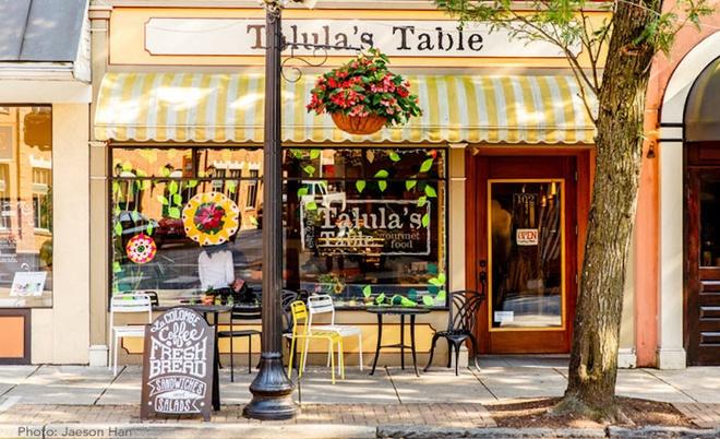 Talula's Table