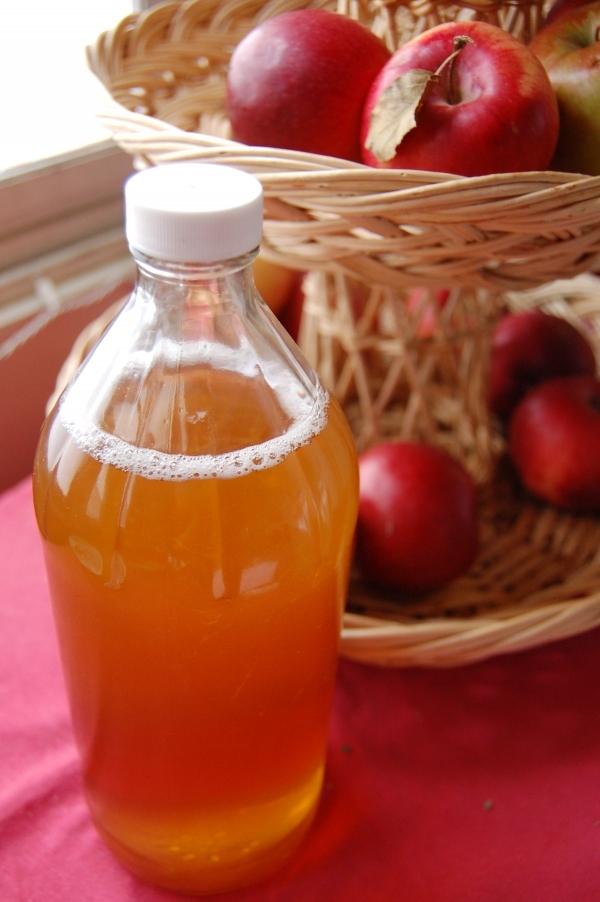 nước giấm táo