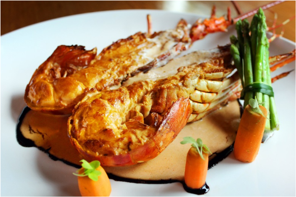 Lễ hội ẩm thực tại khách sạn Pan Pacific 2