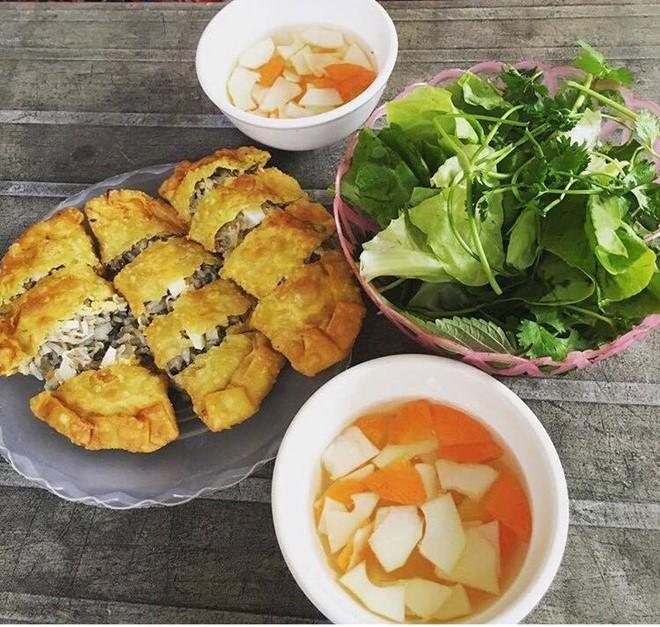 Những món bánh rán hấp dẫn cho ngày đông Hà Nội