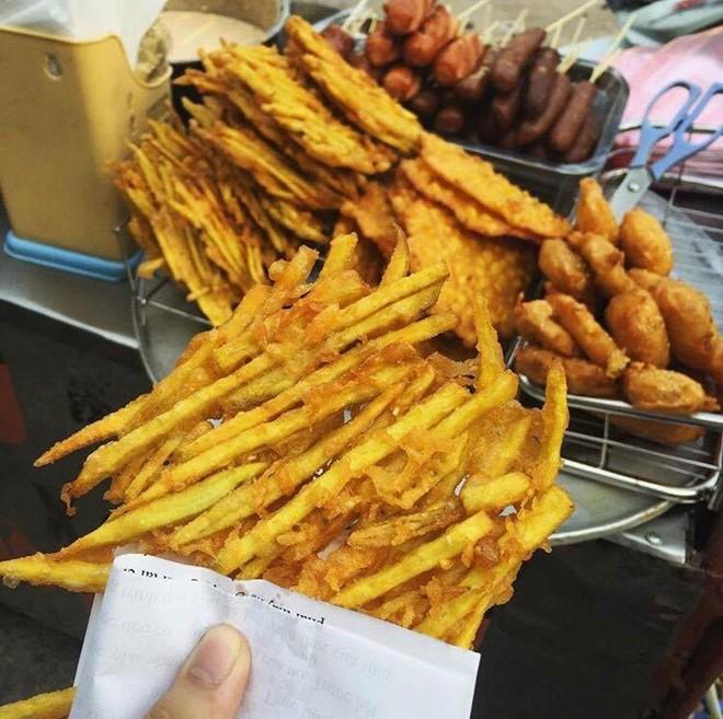 Những món bánh rán hấp dẫn cho ngày đông Hà Nội 3