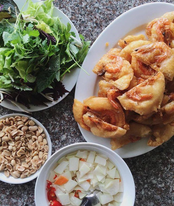 Những món bánh rán hấp dẫn cho ngày đông Hà Nội 5