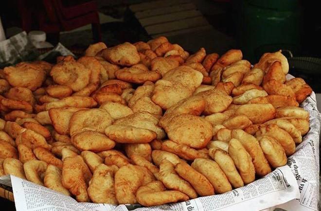 Những món bánh rán hấp dẫn cho ngày đông Hà Nội 6