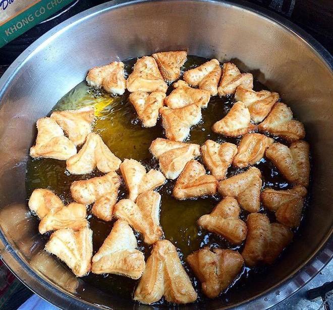 Những món bánh rán hấp dẫn cho ngày đông Hà Nội 7