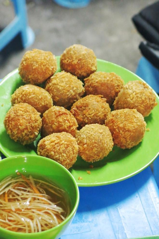 Những món bánh rán hấp dẫn cho ngày đông Hà Nội 8