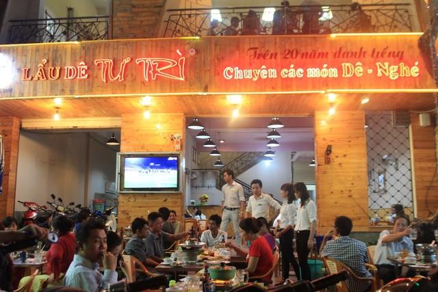 Nhà hàng Tư Trì