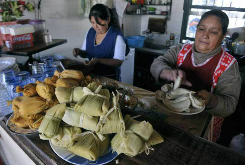 Tamales - Mexico
