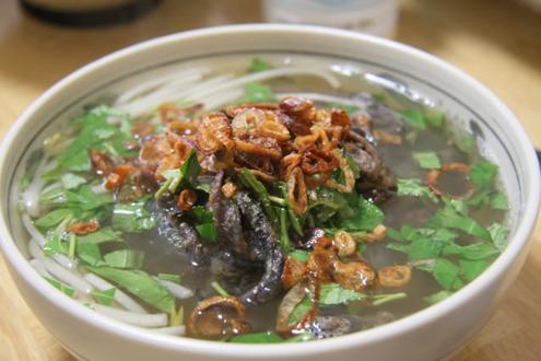 Miến lươn Nghệ An