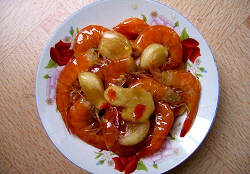 Tôm chua Ba Bể