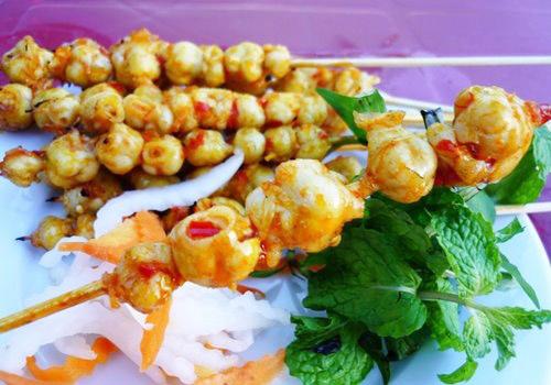 Dạo biển Phan Thiết, thưởng thức ẩm thực khuya 2