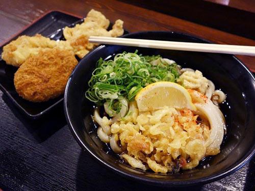 Mỳ Udon, Mentsu-dan