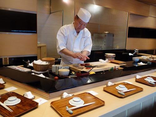 Sushi, Kyubey