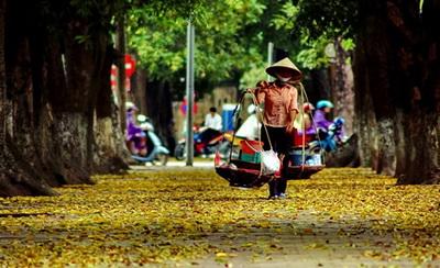 Gánh hàng rong Hà Nội
