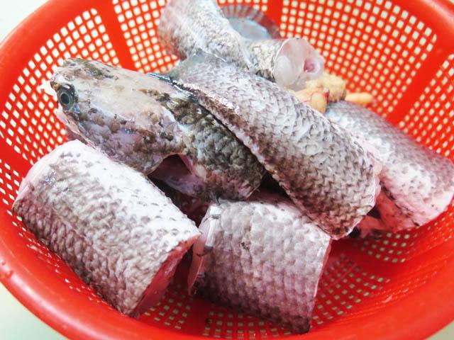 Cháo cá