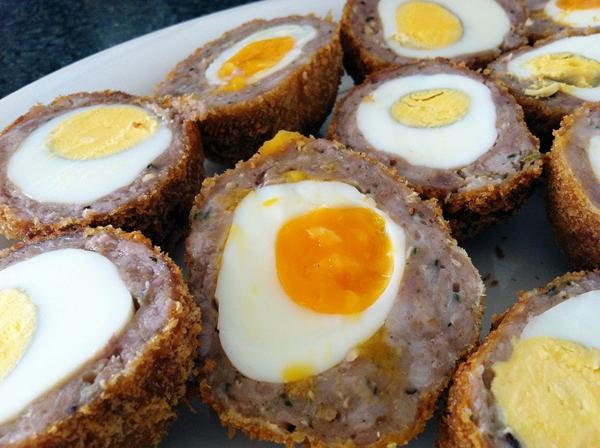 Trứng Scotch