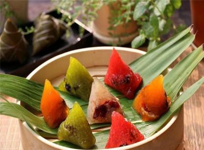 Bánh gạo nhân hoa quả