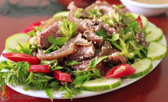 Thịt dê chữa yếu sinh lý hiệu quả
