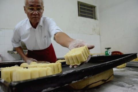 Bánh trung thu được nâng niu như một sản vật của Hà Thành