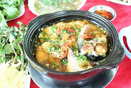 phố ẩm thực ở Ninh Kiều