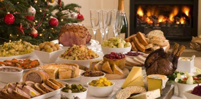 Những món ăn của các nước trong tiệc Giáng Sinh 14