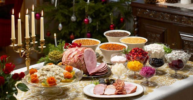 Những món ăn của các nước trong tiệc Giáng Sinh 15