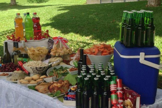 Những món ăn của các nước trong tiệc Giáng Sinh 3