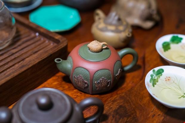 Ấm trà 2