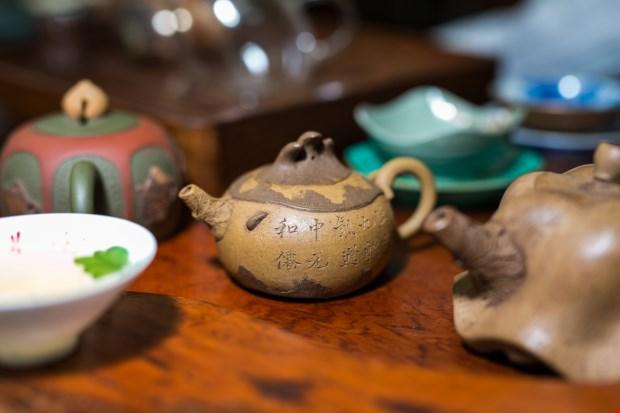Ấm trà 3