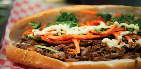 Bánh mỳ - Việt Nam