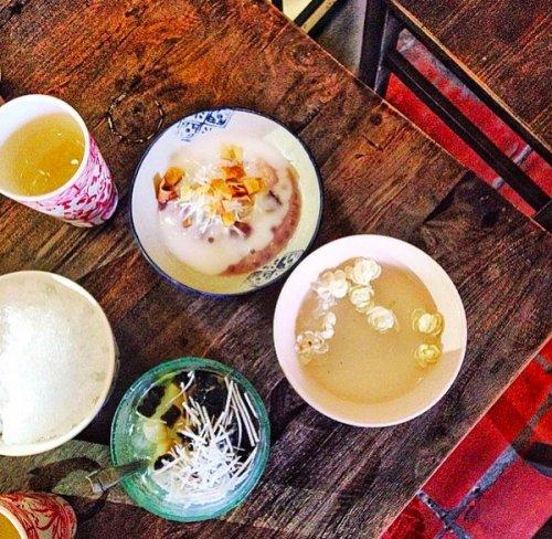 5quanchedaungo Rộ mốt \chè ngon, quán đẹp\ ở đất Hà Thành nhahanghanoi.vn