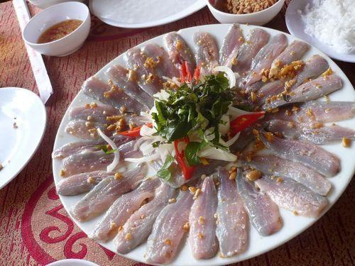 Gỏi cá nhệch Kim Sơn