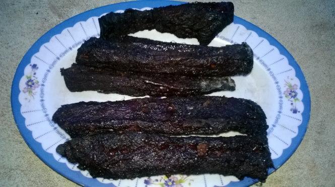 Thịt trâu sấy 2
